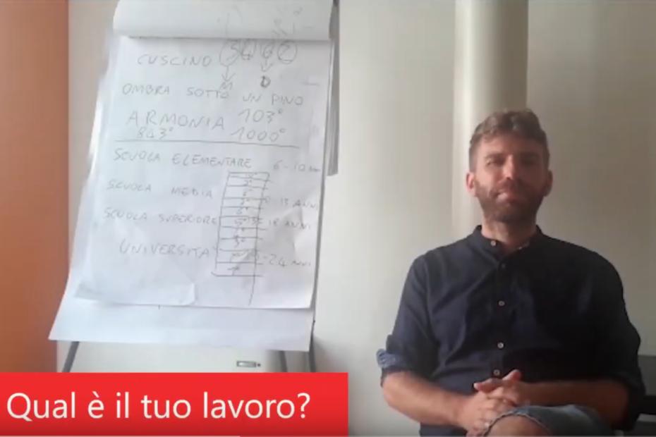 Insegnante di italiano per stranieri